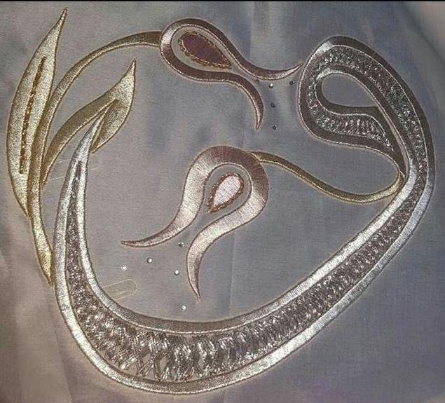# Shehvar... Güzel bir ( Vav ) Yıldız Kıral çalışması.
