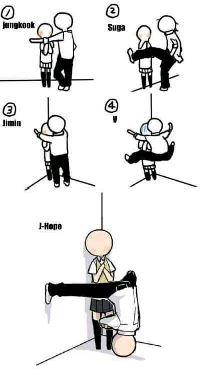 Yo escojo la 1 y la 3