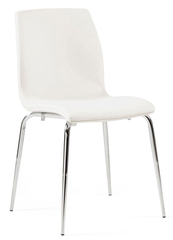 FORMO-tuoli, valkoinen