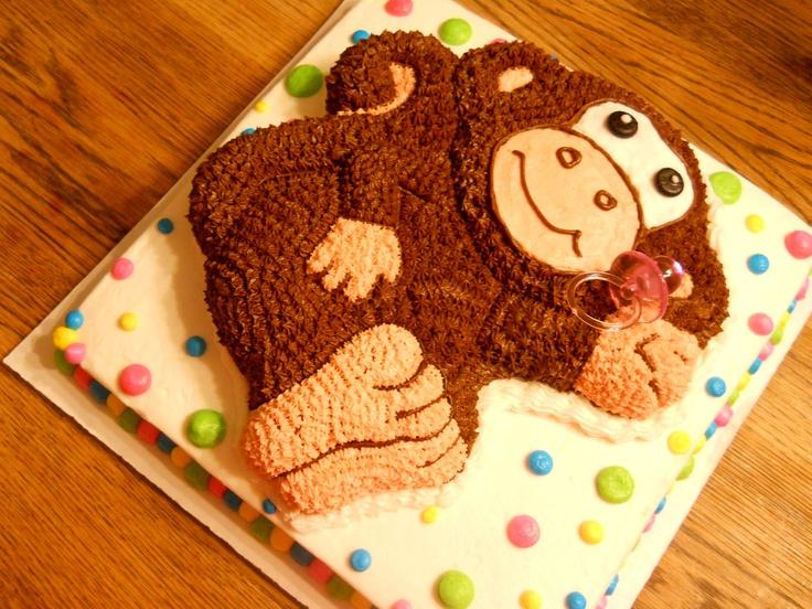 19 Best Monkey Baby Shower Ideas Images On Pinterest Monkey Baby