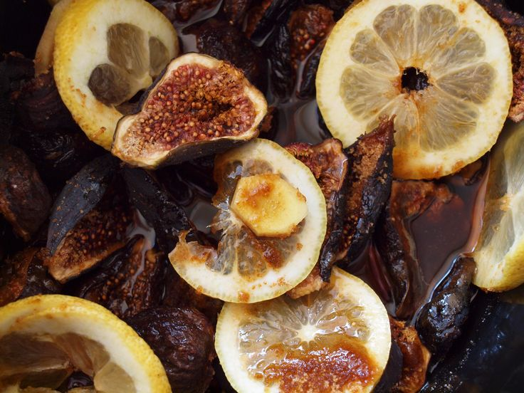 Gingered Figs