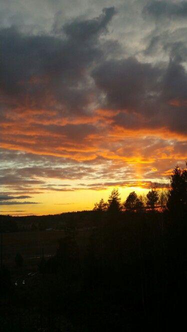 Sunset Mesta