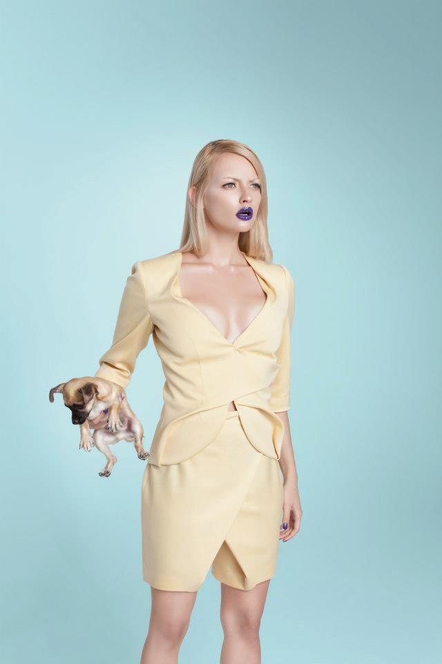 For Barrel Fashion magazine Designer: Boska by Eliza Borkowska Photographers: Ewelina Petryka & Krystian Szczęsny Model: Ewa Kępys/New Age Models Make up & Hair: Klaudia Majewska Retouch: Łukasz Fojcik