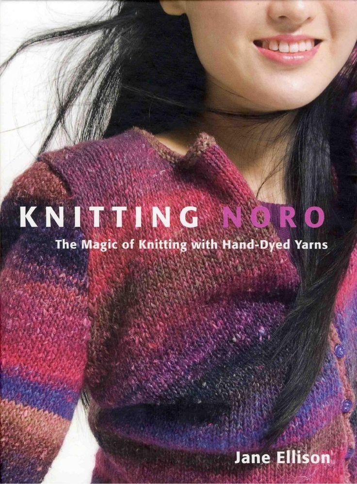 Knitting Noro Vu