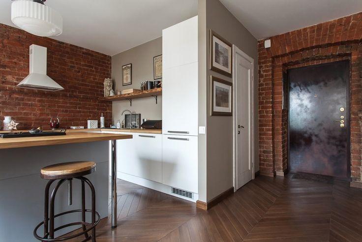 Квартира-студия для краткосрочной аренды на Трубной. Изображение №9.