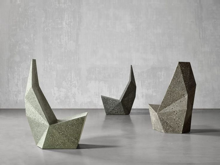 Ivanka Scatters Concrete Street Furniture Around Miami Design District