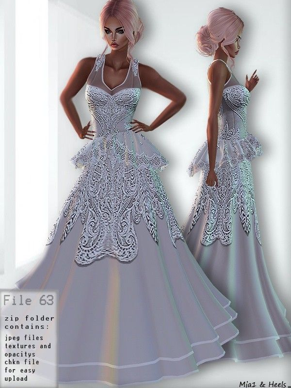 File 63 ( dress) in 2019 | IMVU | Dresses, Imvu, Formal dresses