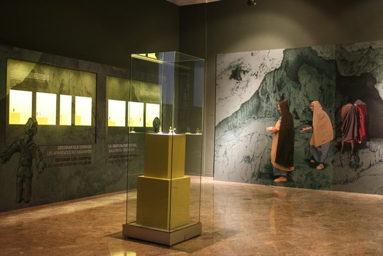 colección de exvotos ibéricos de bronce