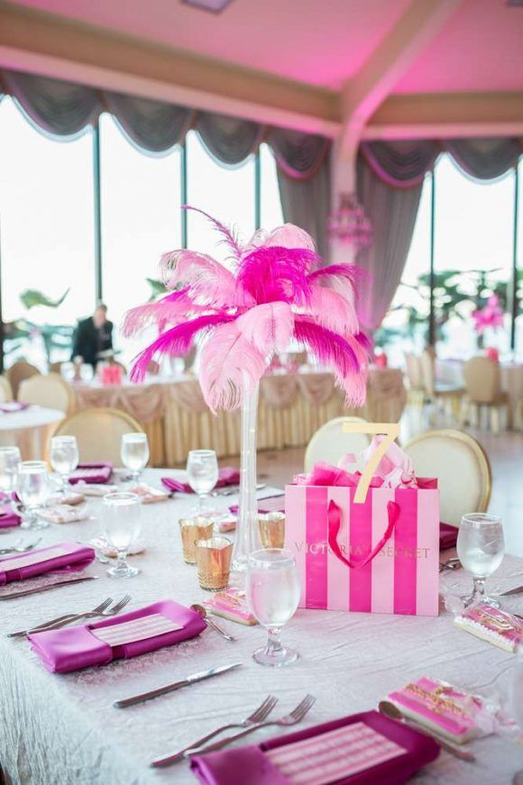 Sweet 16 Ideas Victoria S Secret Catchmyparty Com The 10 Most Amazing Sweet 16 Ideas For Sweet 16 Party Decorations Sweet 16 Parties Sweet Sixteen Birthday