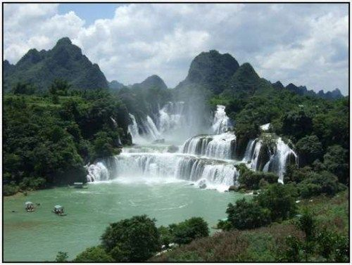 The most Beautiful and Majestic Waterfalls of the World