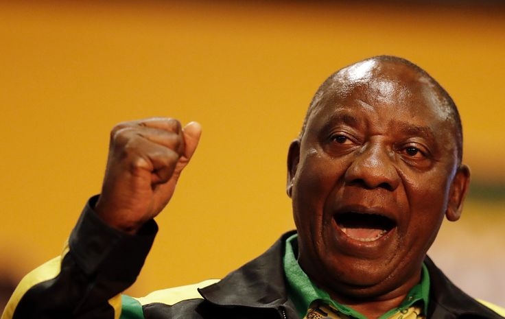 Fox News - The Latest on the new leader of South Africa's ruling party (all times local): 12:50 a.m.