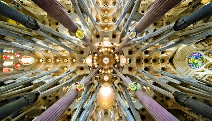 15. The Sagrada Familia. These PIctures Are Not Photoshopped