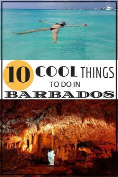 10 Cool Things To Do in Barbados