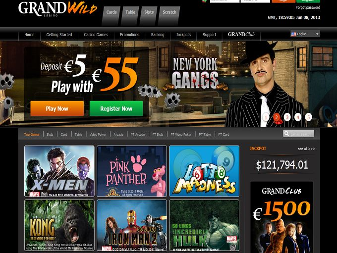 grandwild casino