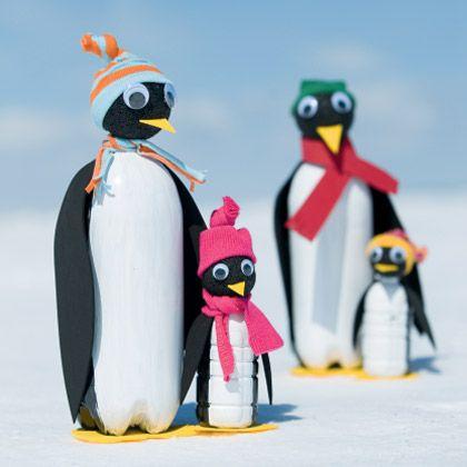 Antarctic Auditions: Penguin Craft | Spoonful