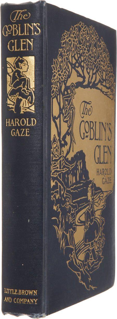 The Goblin's Glen. A Story of Childhood's Wonderland, 1924