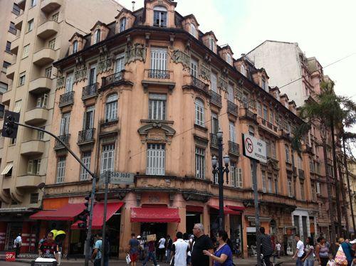 Hotel Municipal, Sao Joao Avenue  Sao Paulo - Brazil
