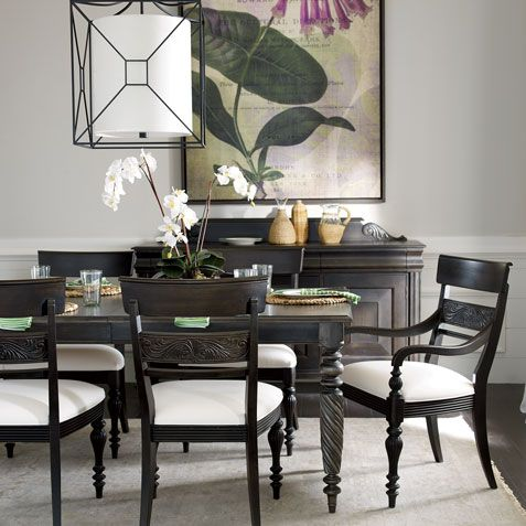 44 Best Ethan Allen Dining Rooms Images On Pinterest  Ethan Allen Gorgeous Formal Dining Room Furniture Ethan Allen Review