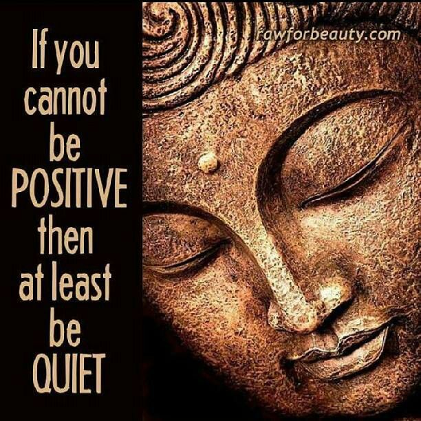 only positive vibes aloud no negative words for 30 days! I predict this will be a challenge!