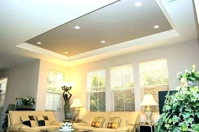 Coffer Lighting High Ceiling Bedroom Bedroom Ceiling Light