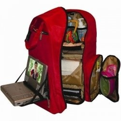 Okkatots Travel Baby Depot Backpack Bag is designed with functionality in mind. Great for travelling.