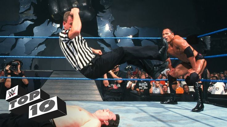 While expected to remain impartial once the bell rings, WWE referees occasionally fight back when facing a hostile situation. Here are the 10 most convincing examples of why no Superstar should mess with the zebras in the WWE Universe. More ACTION on WWE NETWORK : Subscribe to WWE on...  https://www.crazytech.eu.org/when-referees-fight-back-wwe-top-10/
