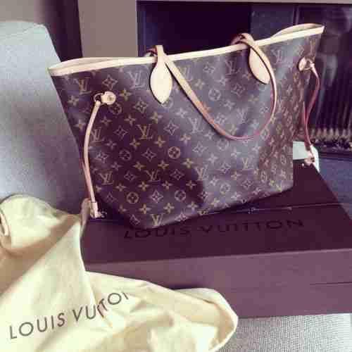 Brown/Beige Louis Vuitton Handbags #Louis #Vuitton #Handbags
