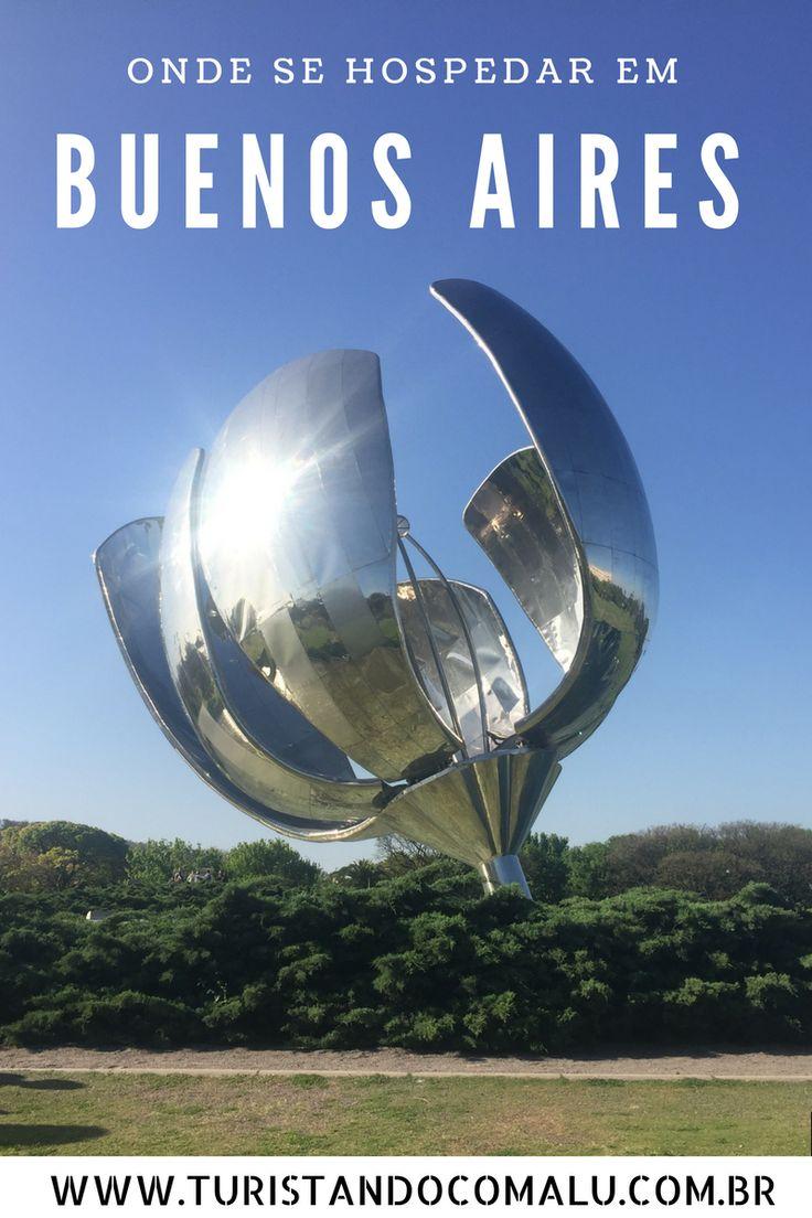 Dicas de hotéis em todos os bairros de Buenos Aires.