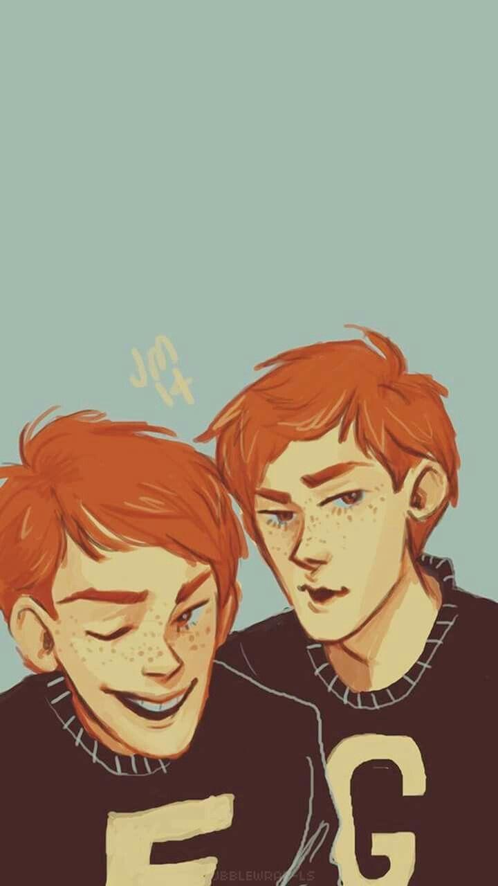 Fred & George Weasley.