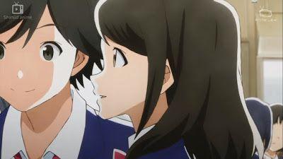 Tsuki ga Kirei الحلقة 1 مترجمة - انمي اون لاين