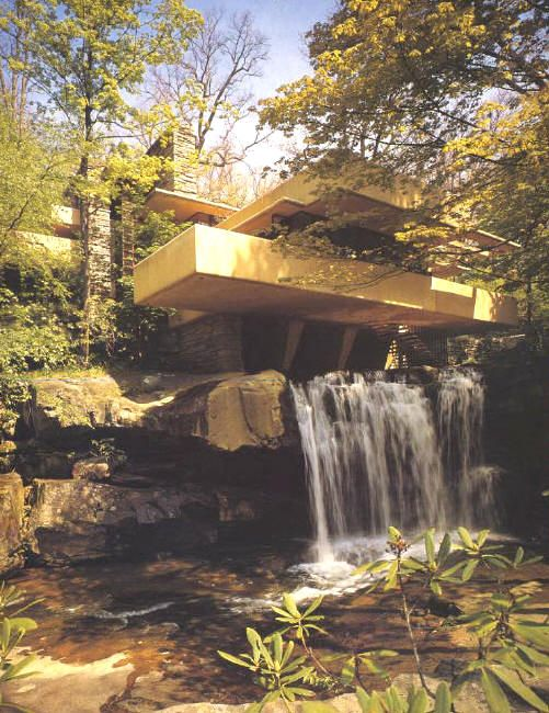 Best 25 organic architecture ideas only on pinterest for Frank lloyd wright architettura organica