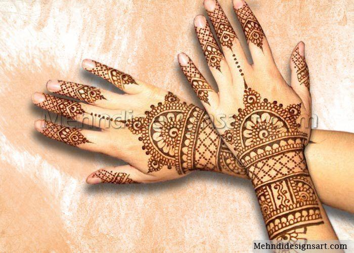 Mehndi Hands Designs : Best mehndi designs and henna tattoos images