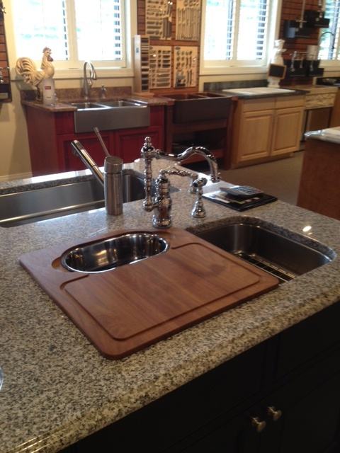 Premier franke showroom hubbard kitchen and bath showroom displays franke orca orx110 sink - Franke showroom ...