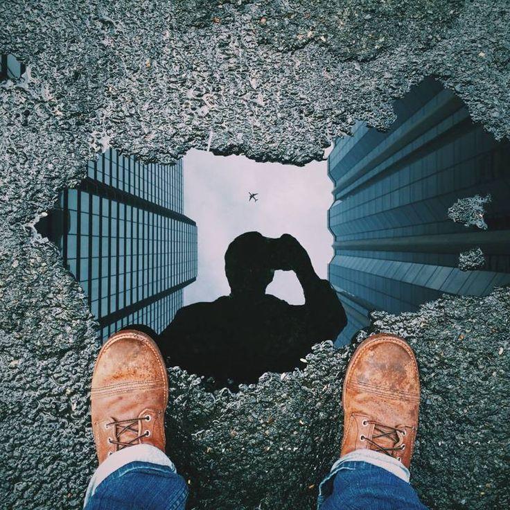 Fotografie... Sky High