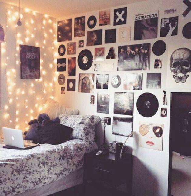 16 ideias de decoração de quarto Tumblr: inspire-se! - Blog do Elo7