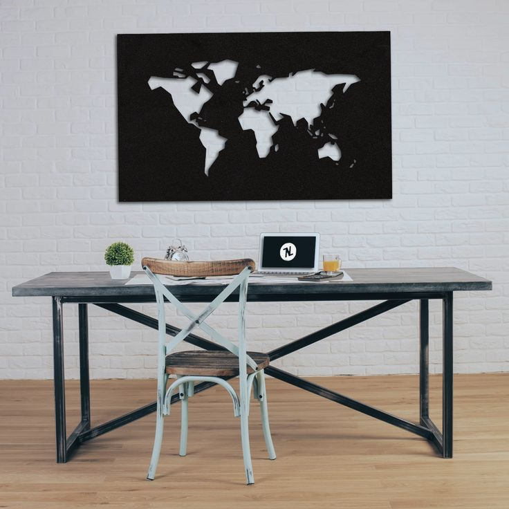 Bacheca magnetica WORLD MAP by NIKLA. #niklasteeldesign #planisfero #planisphere #bacheche #magneticboard #magnets #metaldecor #worldmap #world #maps #calamite #ornamento #homedesign #homedesign #viaggi #travel #trip #traveltheworld #vacanze #holiday #ricordi #lasercut
