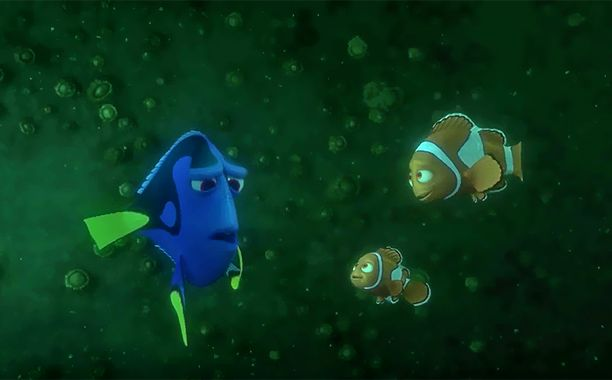 The trailer for Disney-Pixar's underwater adventure Finding Dory has just arrived, revealing the first extended look at the sweet, scatterbrained blue tang's mission to learn more about her mysterious past.