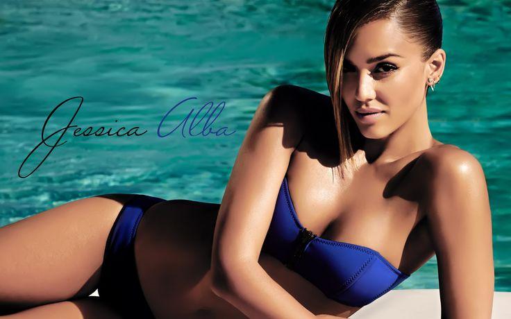 "Free Windows 10 Theme ""Jessica Alba"" http://themepack.me/theme/jessica ... Zoe Saldana"