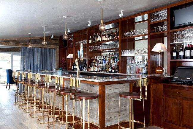 Cru Nantucket Kitchen Details Bar Interior Design