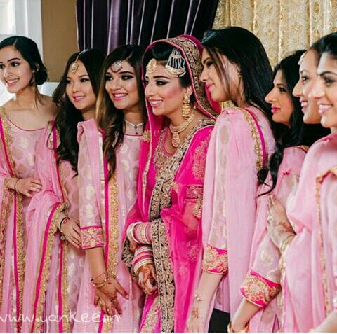 Punjabi wedding dress code