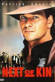 Next of Kin (1989)    Truman, a Chicago cop, sets out to find the killer of his brother. Meanwhile, another of his brothers, Briar (a hillbilly) decides to find the killer himself.