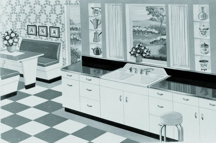 ... kitchen sinks still offered today Sinks, Mid Century Kitchens and