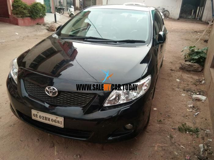 Used Corolla Altis For Sale In Bhubaneswar Odisha India At