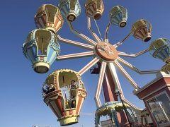 群馬県藤岡市の道の駅ららん藤岡には子どもが喜ぶミニ遊園地がありますよ 1人100円で乗れちゃいます 藤岡PA直結のアクセスの良さも魅力 tags[群馬県]