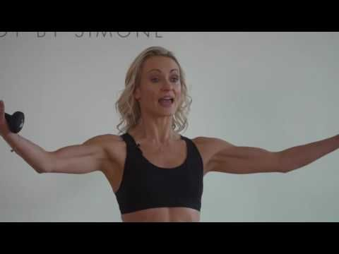 Body By Simone - 35 Minute Dance Cardio Workout - YouTube