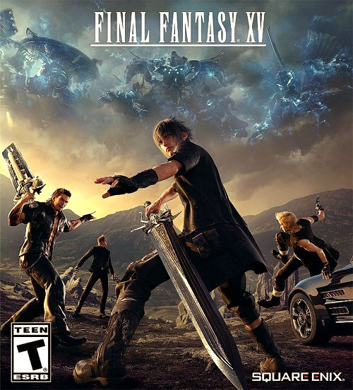 Final Fantasy XV Great game, great story, great characters.