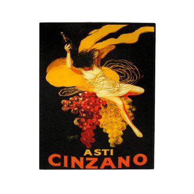 Vintage Cinzano Plaque | Kirklands