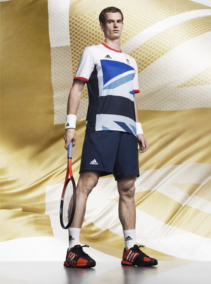 Jessica Ennis in women's track and field kit. The official London 2012  Olympic and Paralympic Games Team GB kit, designed by Stella McCartney has  been ...
