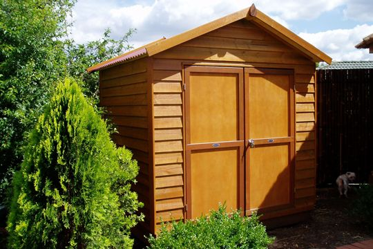 Matt's Homes timber garden sheds will suit your storage needs, ranging from a small shed, The Shack, for the storage of your tools, to a larger garden shed, The Backyarder, to store your bigger items. If you were after a more classic garden shed, then their studio range would suit you. Having the ability to be lined, the studios are perfect for a small office or hobby room.