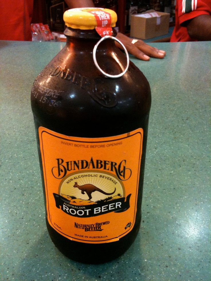 Bundaberg Australian Root Beer